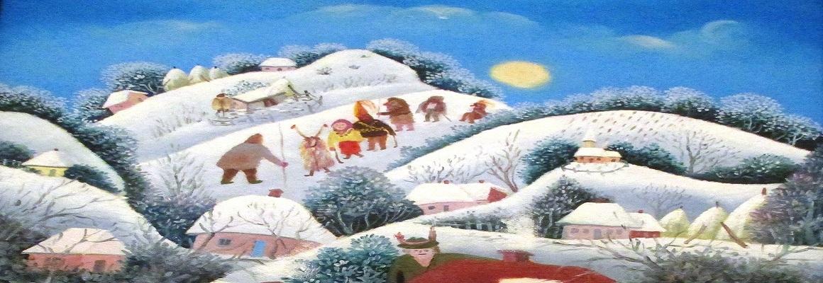 Costica-Onuta-Vaslui-Obicei-de-iarna