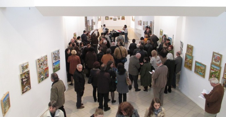 Salonul de Primavara al Artei Naive Bacau 2014 j