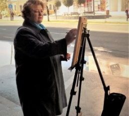 y-portret artist