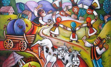 Adrian Donisanu - Hora babelor