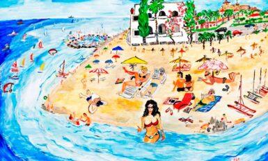 Radu Fetke - Hotel de la plage - mic