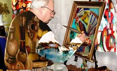 x-portretul artistului a