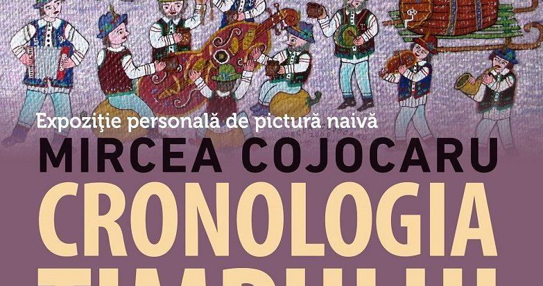 afis expo 'Cronologia timpului' 2019 - site