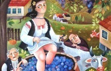 207 Camelia Ciobanu Constantin - Mustul dulce - pt. site